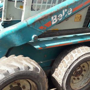 مینی لودر دراج ۷۶۱ چرخی