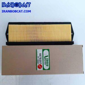 فیلتر هوای کابین بابکت S130 و S150 و S185 ، اورجینال