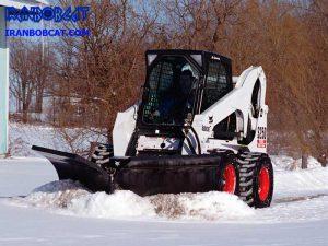 برف روب بابکت