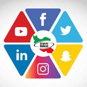 شبکه های اجتماعی ایران بابکت