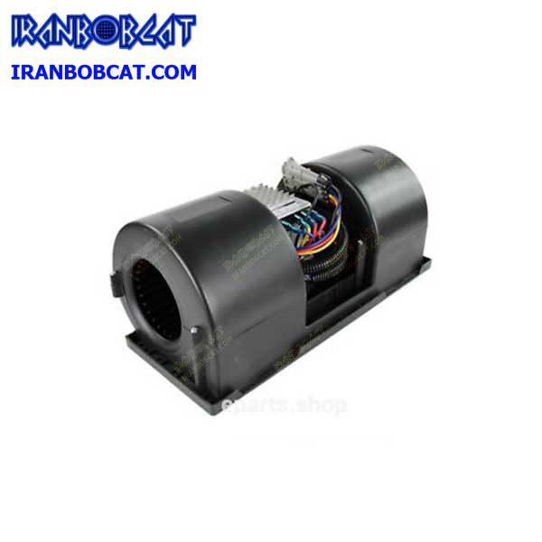 تعمیر بخاری مینی لودر بابکت Bobcat S130