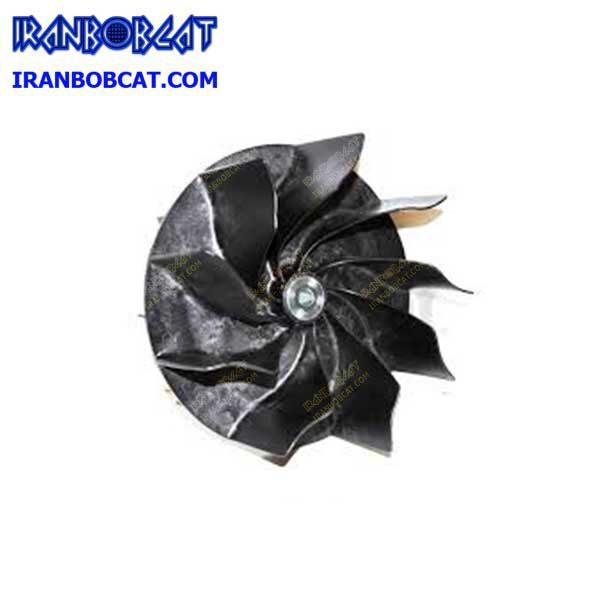 فروش پروانه فن رادیاتور مینی لودر بابکت