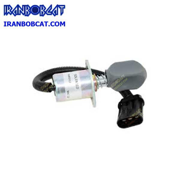 تعویض سنسور ترمز دستی بابکت Bobcat S130