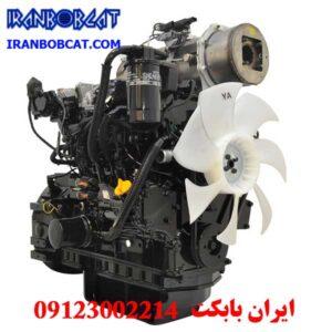 قیمت موتور مینی لودر دراج 761