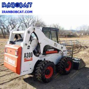 قیمت و فروش بابکت کارکرده Bobcat A300