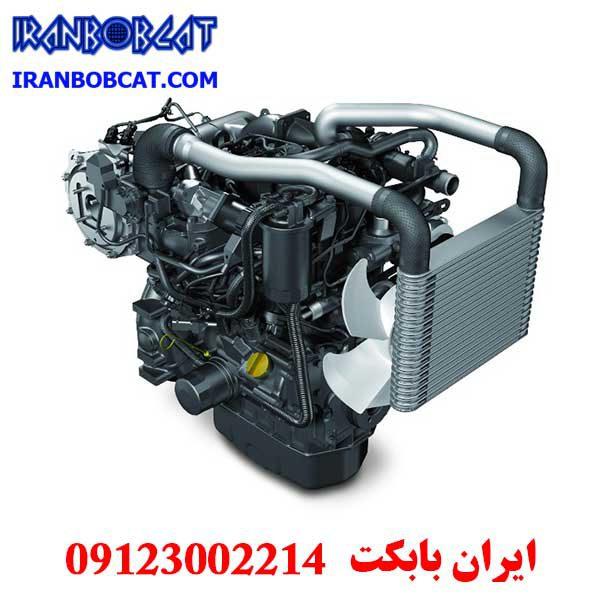 فروش موتور مینی لودر دراج 761