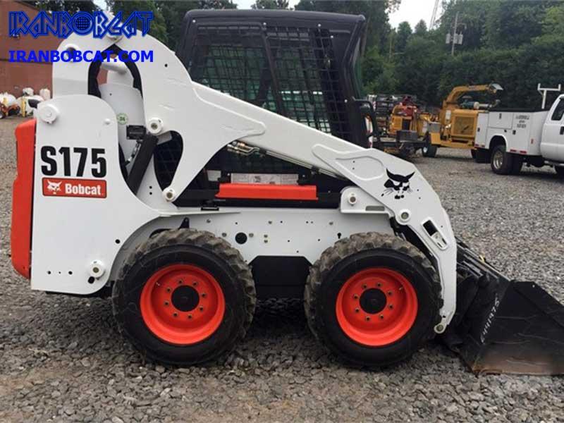 قیمت بابکت کارکرده Bobcat S175