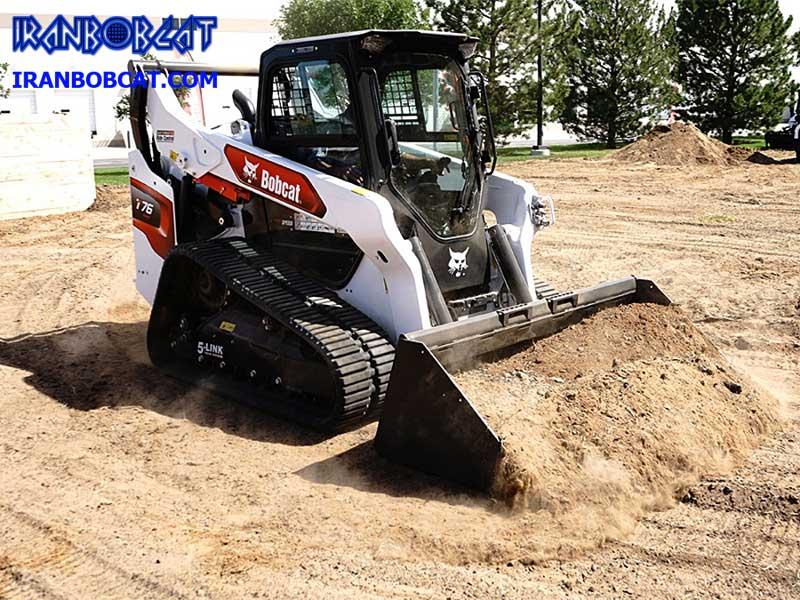 مشخصات فنی مینی لودر بابکت Bobcat T76
