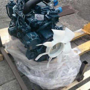 موتور مینی لودر بابکت s130