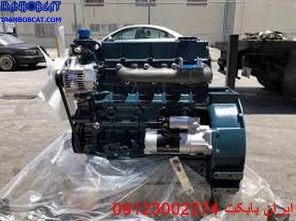 موتور بابکت s130