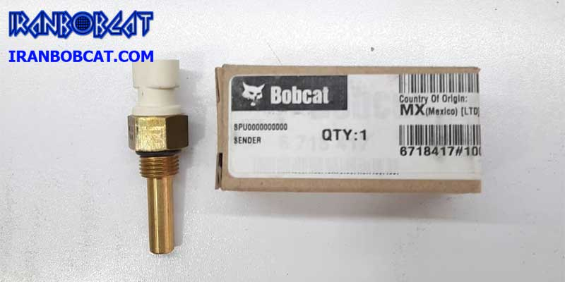 سنسور دمای هیدرولیک بابکت Bobcat S250