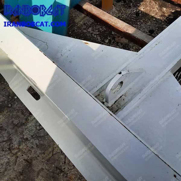 جلوبند بیل بکهو دراج Doraj 781 ، ساخت ایران