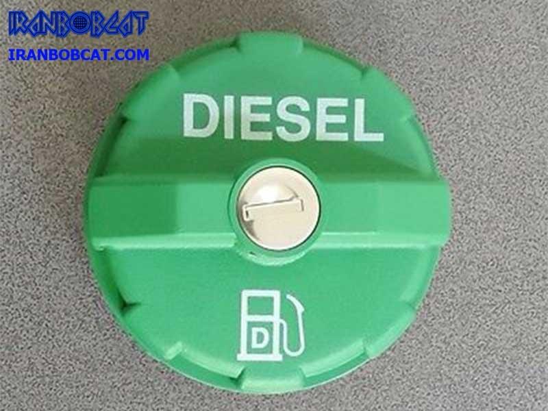 درب باک گازوئیل بابکت