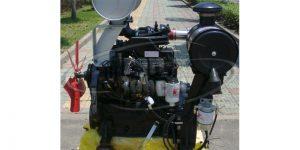 قیمت و فروش موتور مینی لودر فوریوز Foruse UZ1020