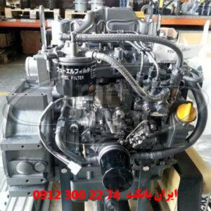 قطعات یدکی فوریوز و موتور یانمار مدل 3TNV88