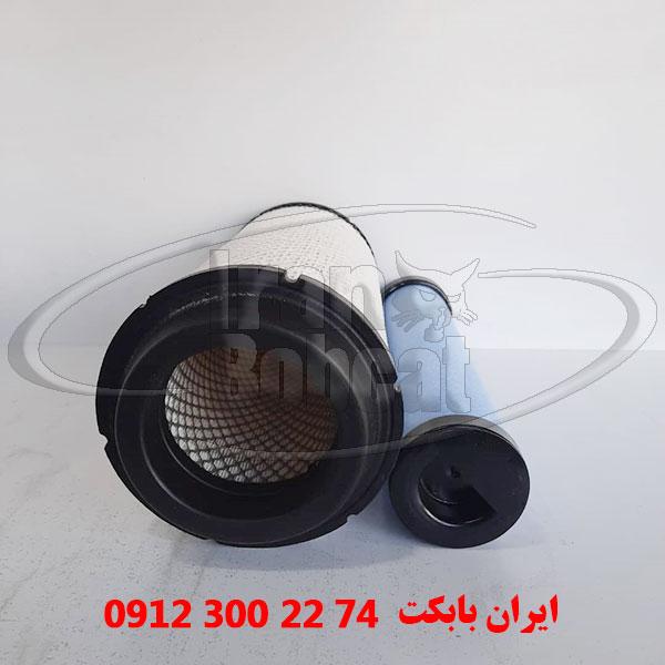 تعویض فیلتر هوا دراج و سرویس های دوره ای بابکت