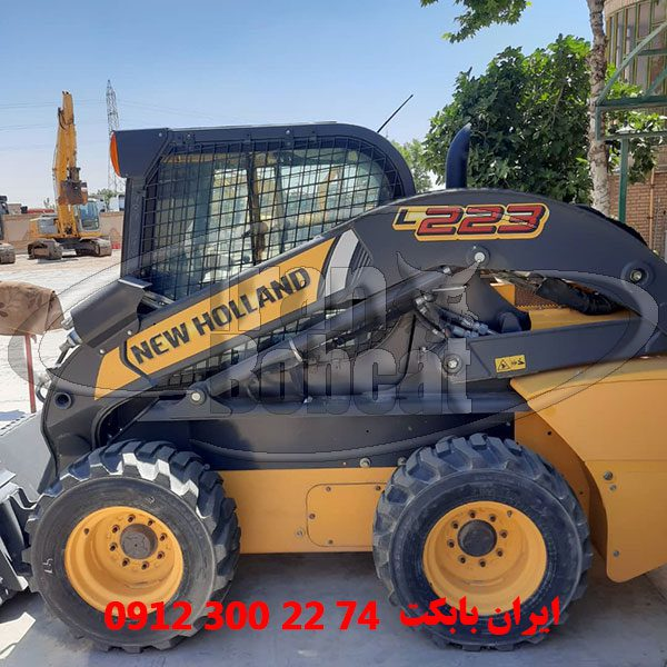 قیمت مینی لودر هایفلو نیوهلند NEW HOLLAND L223
