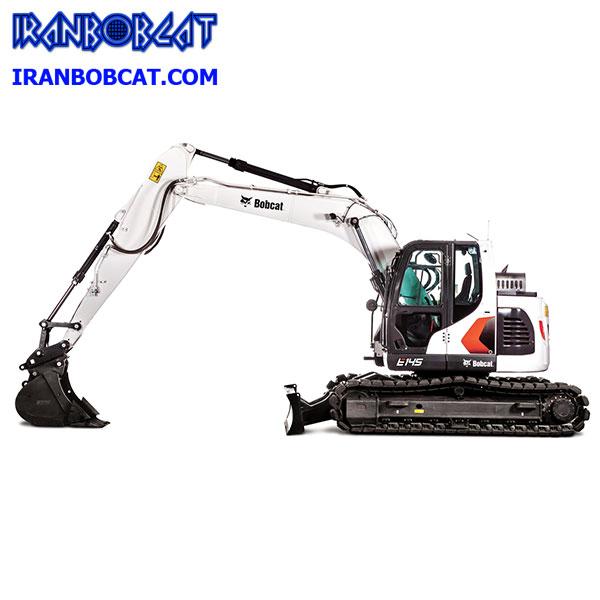 قیمت بیل مکانیکی بابکت Bobcat E145