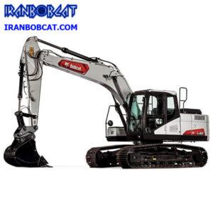 قیمت و فروش بیل مکانیکی Bobcat E165
