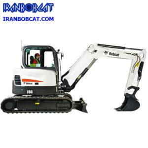 فروش مینی بیل مکانیکی بابکت Bobcat E60